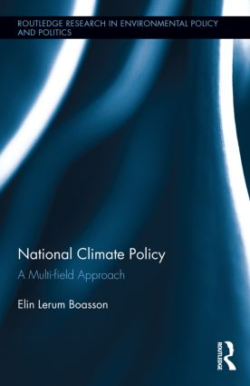 National Climate Policy: A Multi-field Approach, 1st Edition (Hardback) book cover