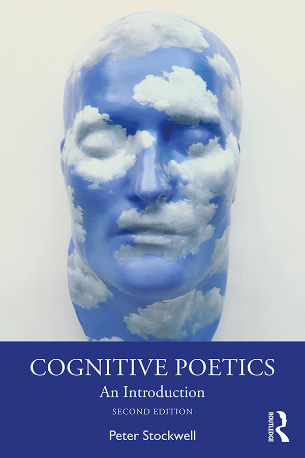 Cognitive Poetics: A New Introduction book cover