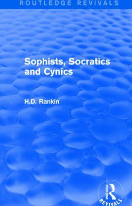 Five Prominent Sophists: Protagoras, Gorgias, Prodicus, Hippias, Thrasymachus