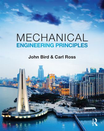 Mechanical Engineering Principles, 3rd ed: 3rd Edition (Paperback) book cover