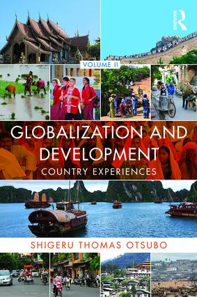 Globalization and Development Volume II: Country experiences, 1st Edition (Paperback) book cover