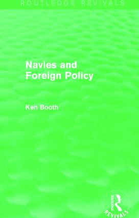 Navies and Foreign Policy (Routledge Revivals) (e-Book) book cover