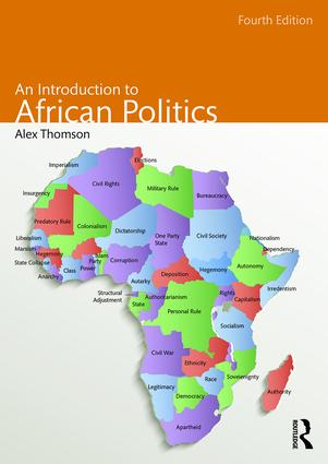 An Introduction to African Politics: 4th Edition (Paperback) book cover