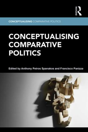 Conceptualising Comparative Politics book cover