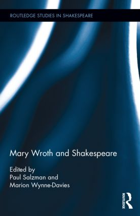Mary Wroth and Shakespeare book cover