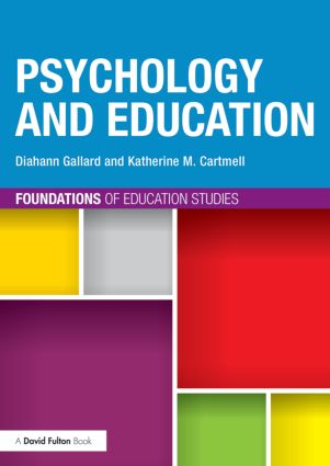 Psychology and Education book cover