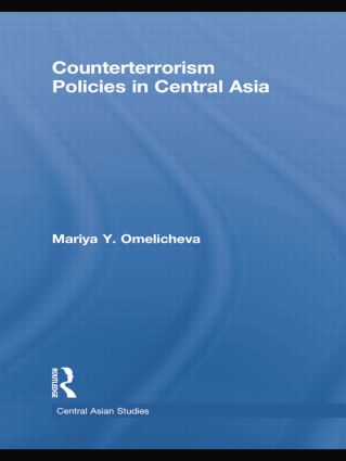 Counterterrorism Policies in Central Asia book cover