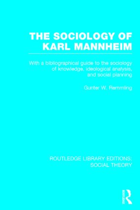 an analysis of ideology history and classical social theory on sociology as a very important discipl