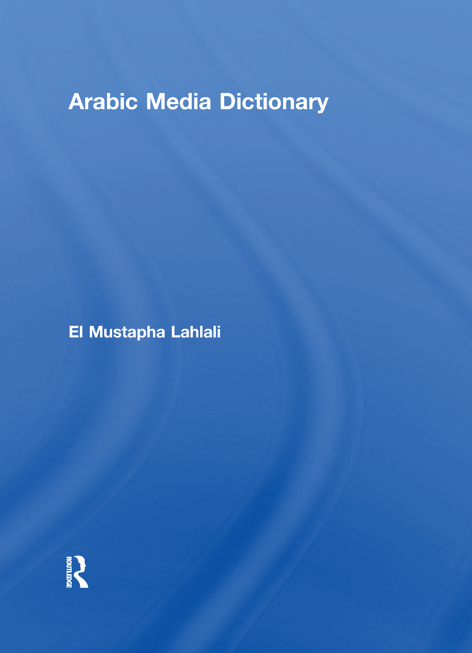 Arabic Media Dictionary book cover