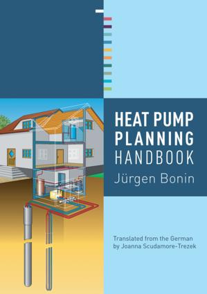 Heat Pump Planning Handbook: 1st Edition (Paperback) book cover