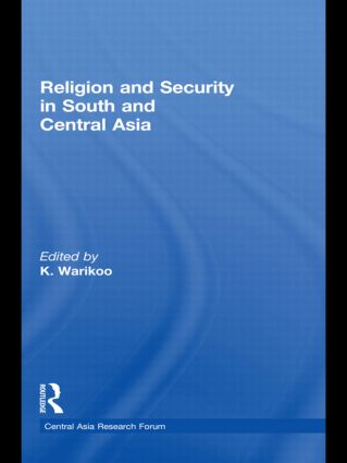 Religion and Security in South and Central Asia book cover