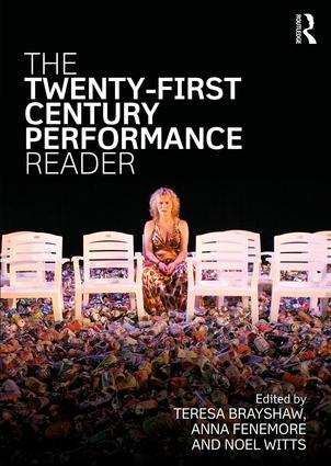 The Twenty-First Century Performance Reader book cover
