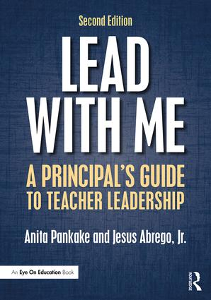 Lead with Me: A Principal's Guide to Teacher Leadership, 2nd Edition (Paperback) book cover