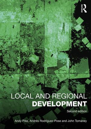 Local and Regional Development book cover