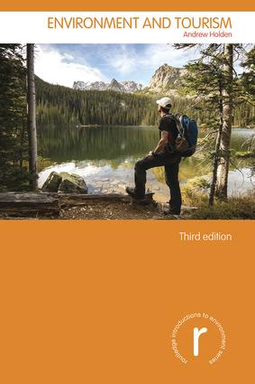 Environment and Tourism book cover