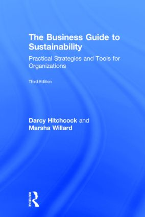 The Business Guide to Sustainability: Practical Strategies and Tools for Organizations, 3rd Edition (Hardback) book cover