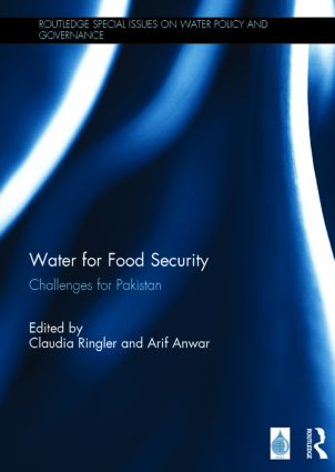 Water for Food Security: Challenges for Pakistan (Paperback) book cover