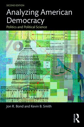 Analyzing American Democracy: Politics and Political Science book cover