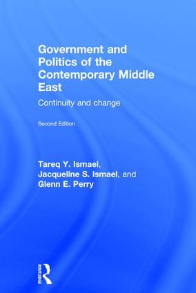 Government and Politics of the Contemporary Middle East: Continuity and change, 2nd Edition (Hardback) book cover