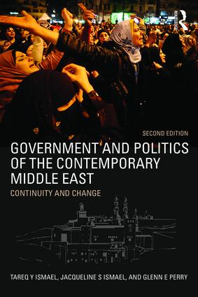 Government and Politics of the Contemporary Middle East: Continuity and change book cover