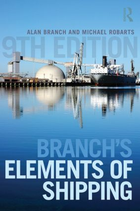 Branch's Elements of Shipping: 9th Edition (Paperback) book cover