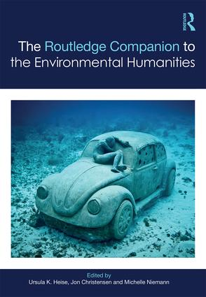 The Routledge Companion to the Environmental Humanities book cover
