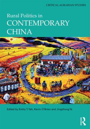Rural Politics in Contemporary China (Hardback) book cover