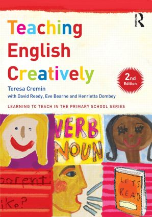 Teaching English Creatively book cover