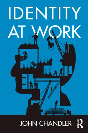 Identity at Work book cover