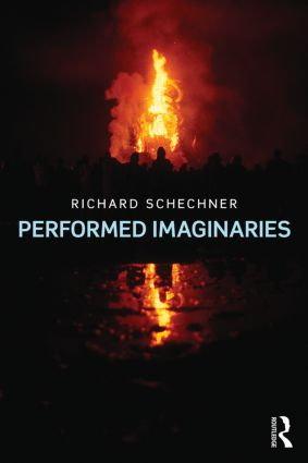 Performed Imaginaries: 1st Edition (Paperback) book cover