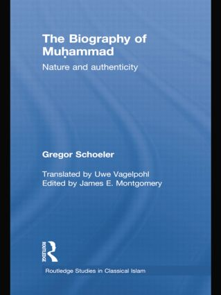 The Biography of Muhammad: Nature and Authenticity book cover
