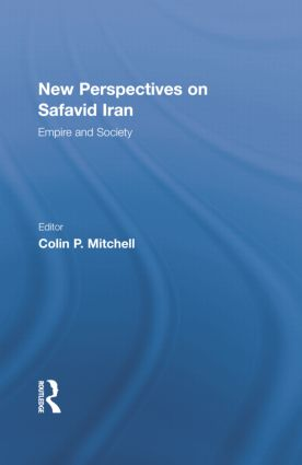 New Perspectives on Safavid Iran: Empire and Society book cover