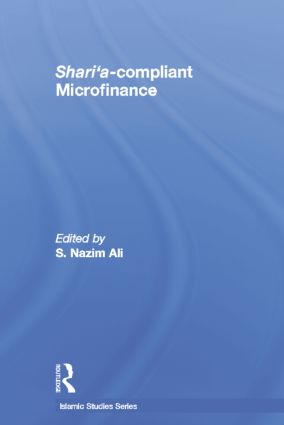 Shari'a Compliant Microfinance: 1st Edition (Paperback) book cover