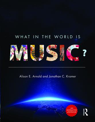 What in the World is Music? - Enhanced E-Book & Print Book Pack book cover