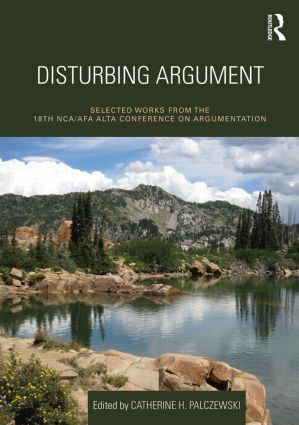 Disturbing Argument book cover