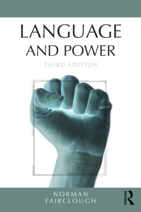 Language and Power: 3rd Edition (Paperback) book cover