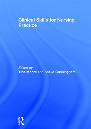 Clinical Skills for Nursing Practice book cover