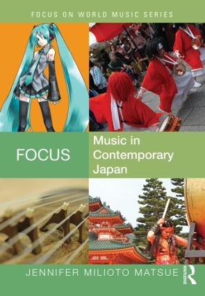 Focus: Music in Contemporary Japan book cover
