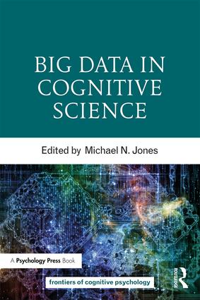 Big Data in Cognitive Science book cover