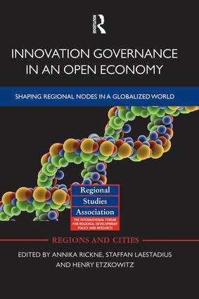 Innovation Governance in an Open Economy: Shaping Regional Nodes in a Globalized World (Paperback) book cover