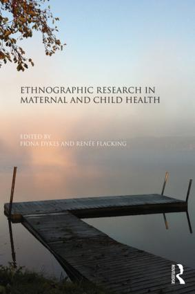 Ethnographic Research in Maternal and Child Health (Paperback) book cover
