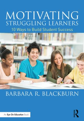 Motivating Struggling Learners: 10 Ways to Build Student Success book cover