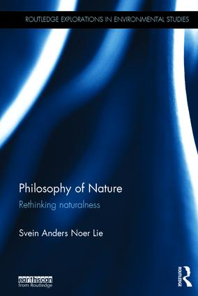 Philosophy of Nature: Rethinking naturalness book cover