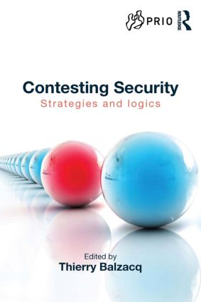 Contesting Security: Strategies and Logics book cover