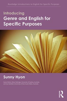 Introducing Genre and English for Specific Purposes book cover