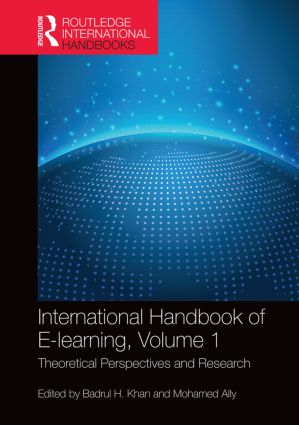 International Handbook of E-Learning Volume 1: Theoretical Perspectives and Research, 1st Edition (Hardback) book cover