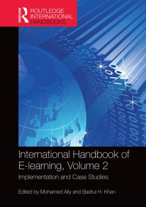 International Handbook of E-Learning Volume 2: Implementation and Case Studies book cover