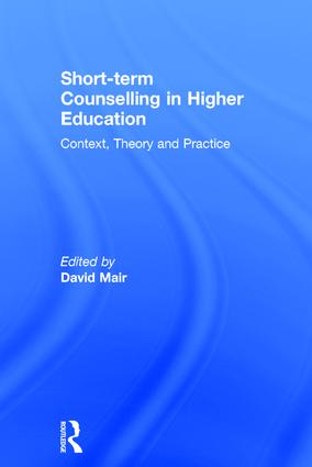 Measuring effectiveness in student counselling