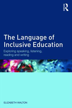 The Language of Inclusive Education