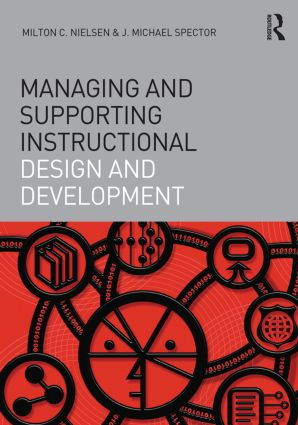 Managing and Supporting Instructional Design and Development book cover